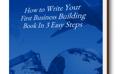 How to Write A Book and Promote Yourself in 3 Easy Steps