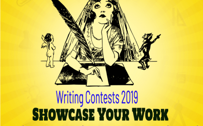Top Writing Contests 2019 - Entries Open Now