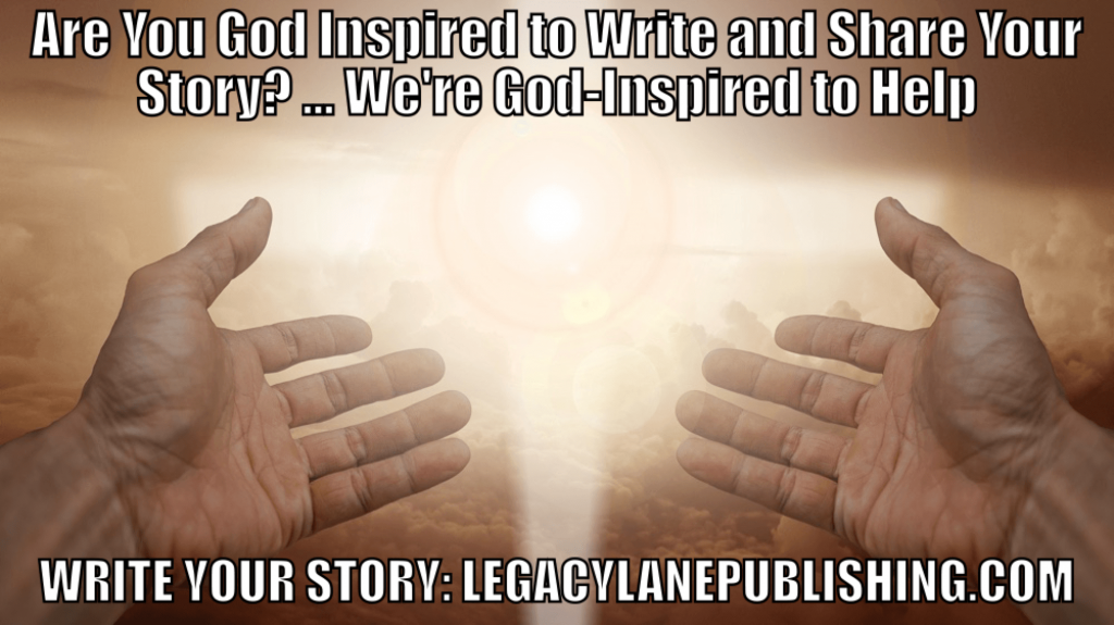 Share Your GOD Inspired Message