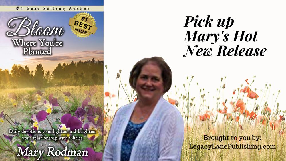 Mary Rodman Christian Author